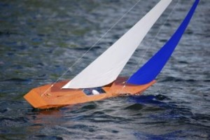 RC Sailboat from Tippecanoe Boats
