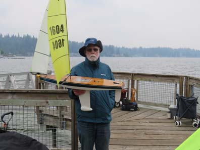 rc model sailboat 31