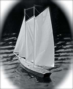 rc model sailboat 39