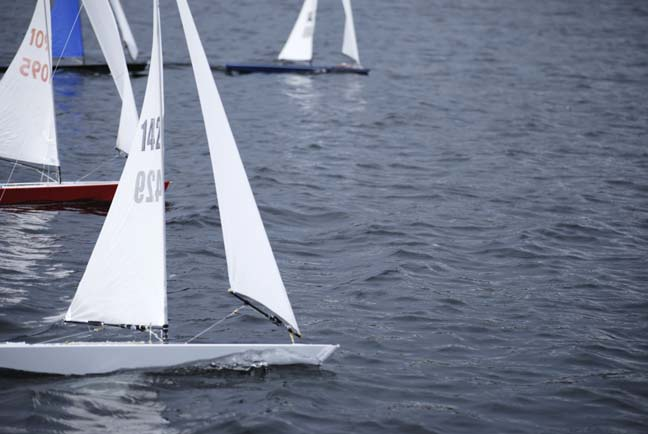 rc model sailboat 42